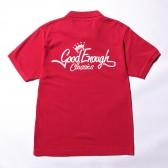 GOODENOUGH-POLO SHIRTS - Classics - Red