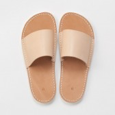 atelier slipper - Natural