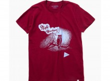 and wander-owl T - Bordeaux
