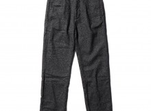 ENGINEERED GARMENTS-Andover Pant - Wool Homespun - Charcoal