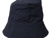ENGINEERED GARMENTS-Bucket Hat - Cotton Double Cloth - Dk.Navy