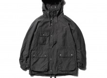 ENGINEERED GARMENTS-Field Parka - Activecloth - Charcoal