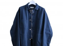 NEON SIGN-COVERALL - Blue