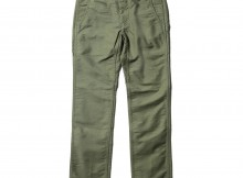 UNIVERSAL PRODUCTS-ORIGINAL CHINO TROUSERS - Olive