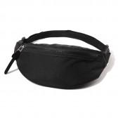 kiruna-WAIST BAG - RETROTEX - Black
