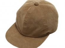 Living Concept-CORDUROY CAP - Beige