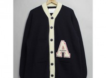 MOUNTAIN RESEARCH-A.M. Cardigan - Navy