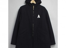 MOUNTAIN RESEARCH-A.M. Coat - Navy