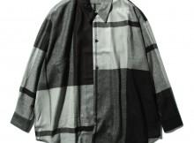 N.HOOLYWOOD-172-SH05-017 pieces - Gray Check