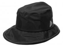 and wander-rain hat - Black