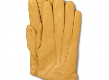 BEDWIN-LEATHER GLOVES 「KLEMMER」 - Yellow
