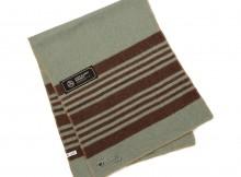 Horse Blanket Research 084 - Blanket 1:2 - Gray × Wine