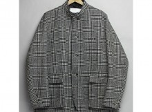 MOUNTAIN RESEARCH-Country Jacket - White × Black