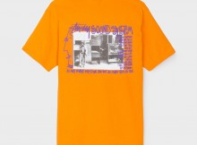 STUSSY-Sounds System Tee - Apricot