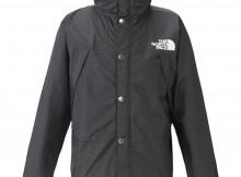 THE NORTH FACE-Mountain Raintex Jacket - Black