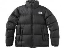 THE NORTH FACE-Nuptse Jacket - Black