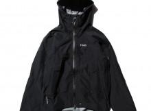 tilak-Storm Jacket - Caviar Black