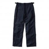 ENGINEERED GARMENTS-EG Workaday Fatigue Pant - Cotton Reversed Sateen - Dk.Navy