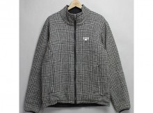 W Face JKT. - White × BlackMOUNTAIN RESEARCH-