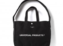 UNIVERSAL PRODUCTS-NEWS BAG SMALL - Black