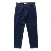 Living Concept-5POCKET DENIM PANTS - Indigo