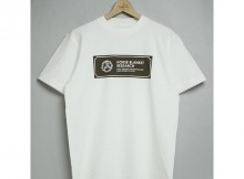 MOUNTAIN RESEARCH-H.B.R. Tee - White