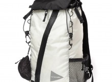 and wander-30L backpack - White