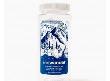 and wander nalgene bottle - Blue