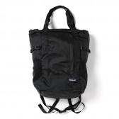 patagonia-Lightweight Travel Tote Pack - Black