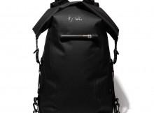 F:CE.-NO SEAM ZIP LOCK BAG - Black