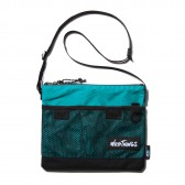 WILDTHINGS-SACOCHE SHOULDER - Turquoise