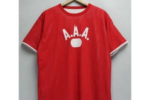 MOUNTAIN RESEARCH-Reversible Tee - Red