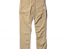 SASSAFRAS-FALL LEAF SPRAYER PANTS - T:C Weather - Beige
