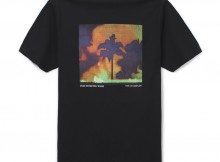 STUSSY-Fire On Babylon - Black