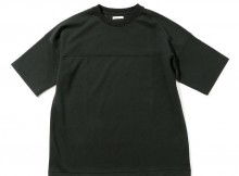 UNIVERSAL PRODUCTS-DROP T-SHIRT - Black
