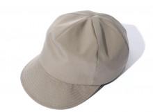 UNIVERSAL PRODUCTS-NINE TAILOR 6 PANNEL CAP - Khaki