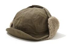 NAISSANCE-AVIATOR HAT - Khaki
