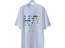 NEON SIGN-PANTONE T-SHIRT - Bright White