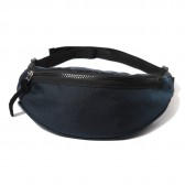kiruna-WAIST BAG - RETROTEX - Navy