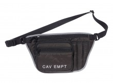C.E : CAV EMPT-PUFFER WAIST PACK - Black