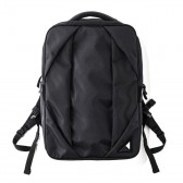 nunc-Rectangle Backpack - Black