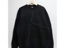 MOUNTAIN RESEARCH-Frankenstein Sweater - Black