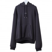 NEON SIGN-TRANING HOODIE - Charcoal