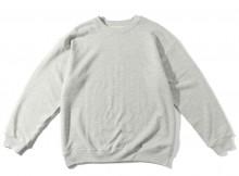UNIVERSAL PRODUCTS-YAAH ECO T:C CREW NECK SWEAT - Gray