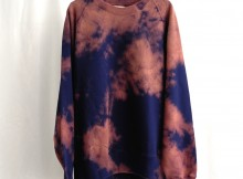URU-CREW NECK SWEAT (TYPE B) - Tie Dye