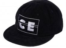 C.E : CAV EMPT-BLACK CE LOW CAP - Black