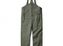 ENGINEERED GARMENTS-Overalls - Cotton Double Cloth - Olive