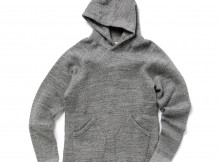 FLISTFIA-Pull Over Parker - Charcoal