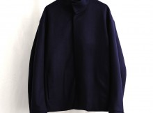 URU-SWING TOP (TYPE B) - Navy