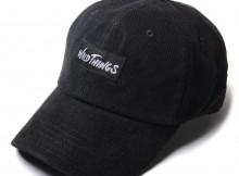 WILDTHINGS-BASE BALL CAP - Black